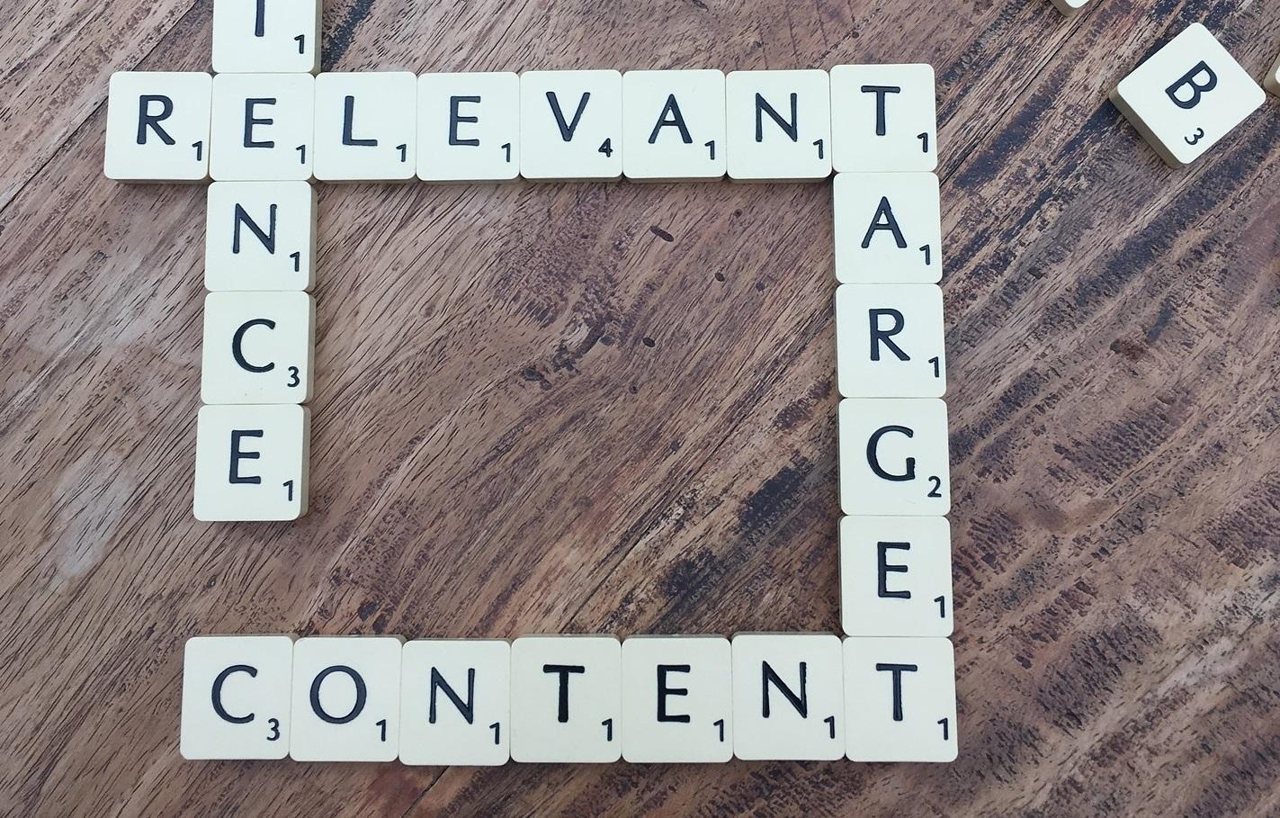 Content-Relevanz